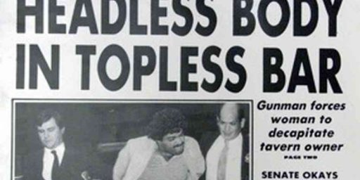 Vincent Musetto, New York Post Editor Who Wrote The Greatest Headline Ever, Dies At 74