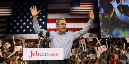 Many Top Jeb Bush Donors Are Looking To Jump Ship