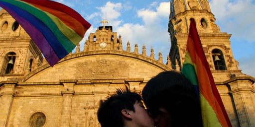 Marriage Equality Is Coming To Mexico