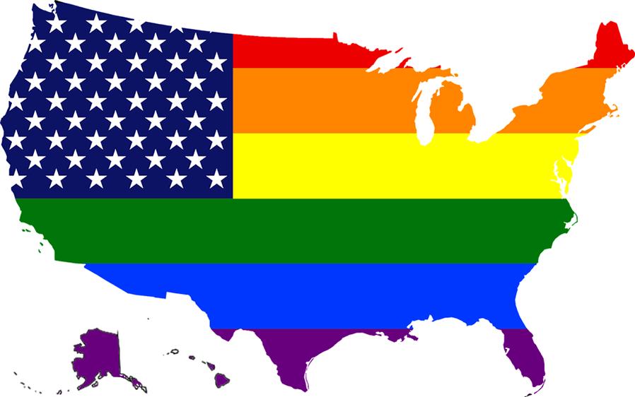 Rainbow Map
