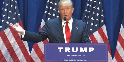 Another Day, Another Bizarre Donald Trump Speech
