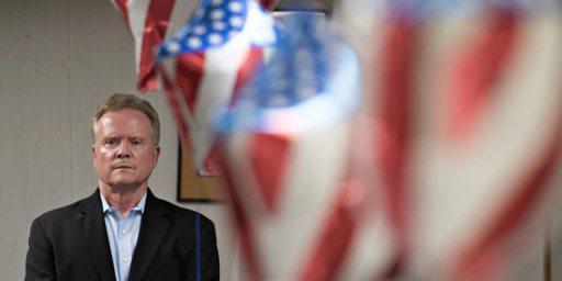 Jim Webb May Turn Pathetic Democratic Primary Campaign Into Pathetic Independent Candidacy