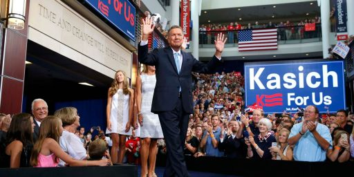 John Kasich Dropping Out, Clearing The Field For The Worst GOP Candidate Ever
