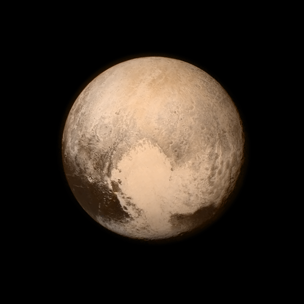 Pluto Image 14 July