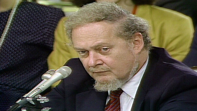 Robert Bork Hearings