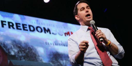 Scott Walker Set To Enter Presidential Race On July 13th