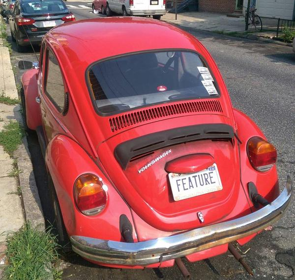 nerdiest-joke-ever-volkswagon-bug-with-feature-vanity-plate