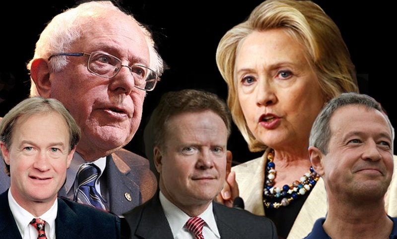 2016 Democratic Field
