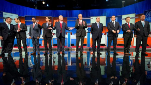 Republican Debate August 6