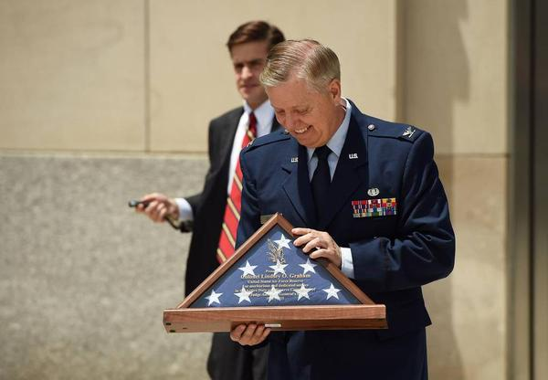 lindsey-graham-air-force-retirement
