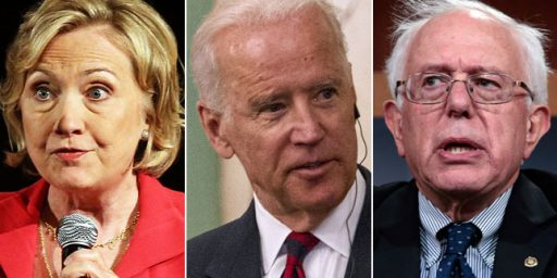 Clinton Recovers In Latest National Poll, But Biden Is Rising