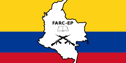 Background on the FARC (and Remembering the FARC's Terrible, Horrible, no Good, very Bad Year+)