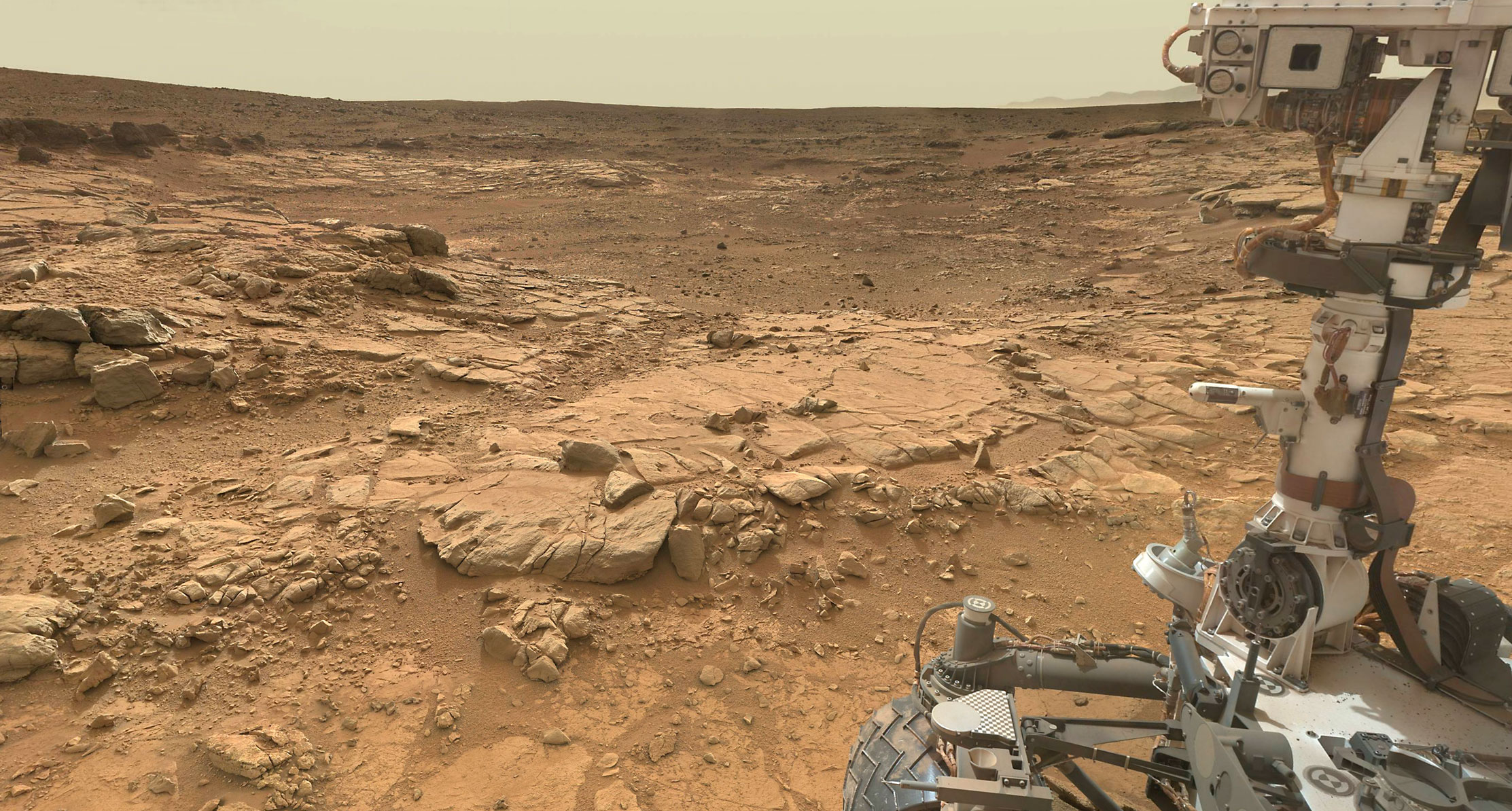 Mars Curiosity – Outside the Beltway