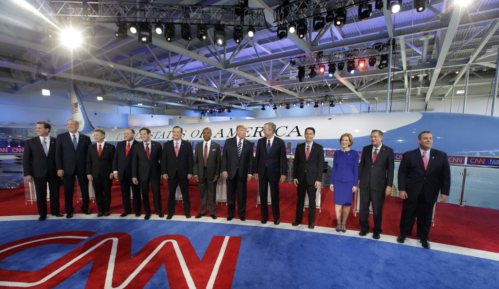 Republican Debate September 16