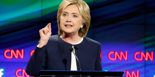Hillary Clinton's South Carolina Firewall Is Holding