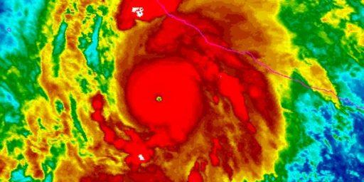 Strongest Western Hemisphere Hurricane Ever Headed For Western Mexico