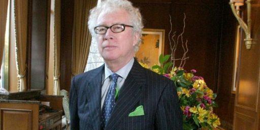Ken Taylor, Canadian Ambassador Who Helped Six Americans Escape Iran, Dies At 81