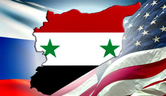U.S. Russia Syria