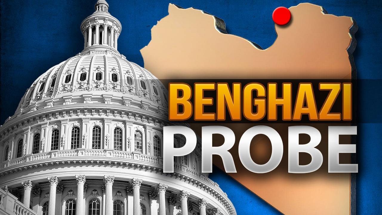 Benghzi Probe Graphic