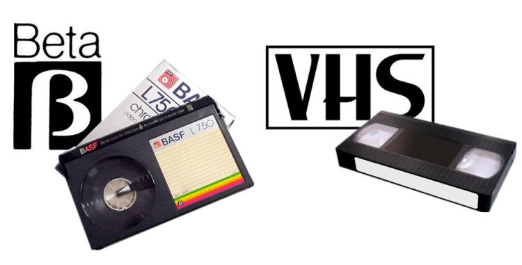 Betamax v. VHS