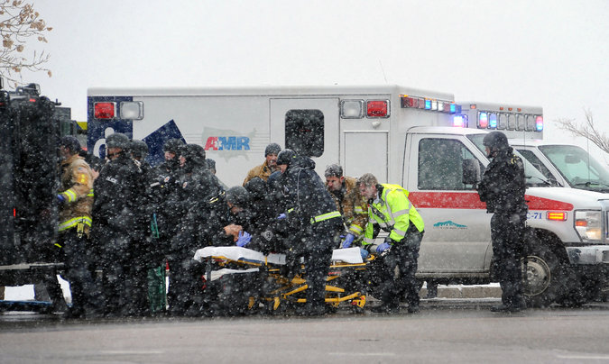 Colorado Springs Planned Parenthood Shooting