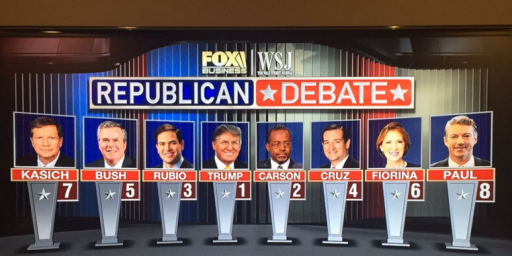 Polls Are Imperfect Criteria For Determining Debate Eligibility, But They're The Best We Have