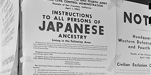 On The Syrian Refugee Issue And The Internment Of Japanese-Americans During World War II