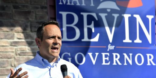 Republicans Win Big In Kentucky, Setting Up A Big Fight Over Obamacare