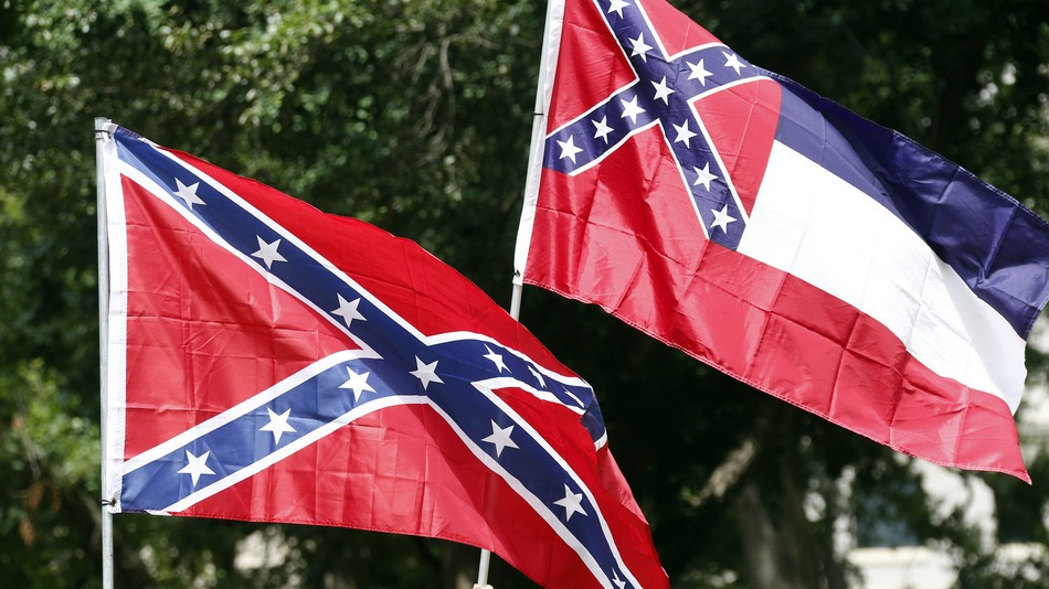 Mississippi Confederate Flag