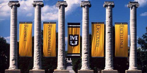 Missouri Professor Resigns After Not Canceling Exam