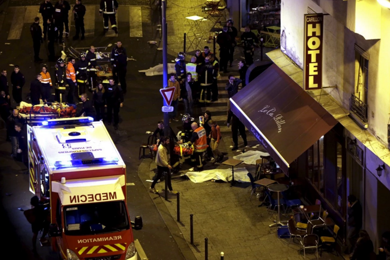 Paris Attack November 13-2
