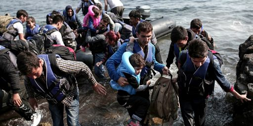 The Paris Attacks Have Made The Syrian Refugee Crisis Much More Complicated