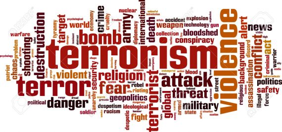Terrorism Word Cloud