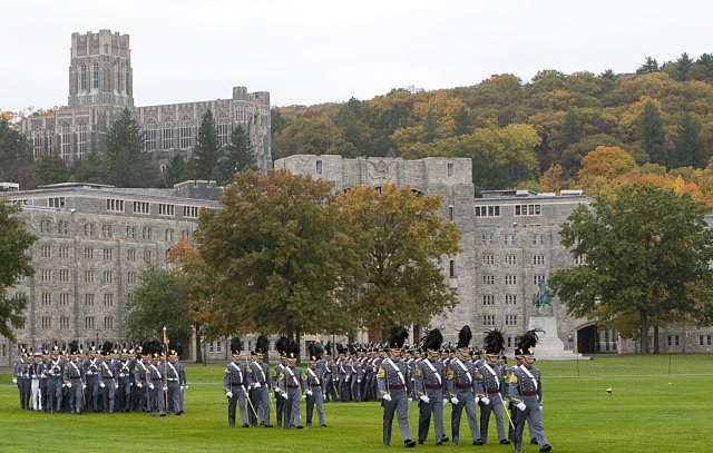 West Point And Cadets