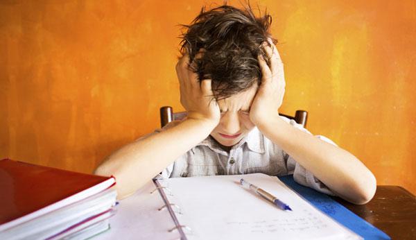 childhood-stress-school