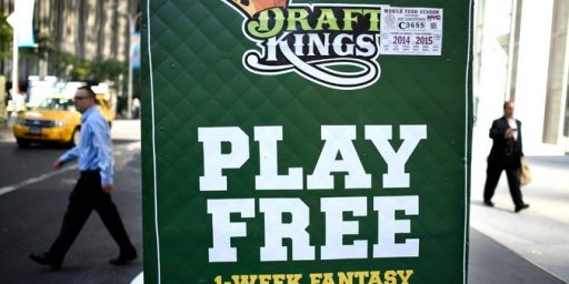New York Judge Upholds Injunction Shutting Down Draft Kings And Fan Duel In New York