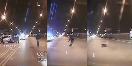 Police Shooting In Chicago Beginning To Have A Political Impact