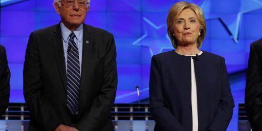 Hillary Clinton And Bernie Sanders Battle Going Down To The Wire