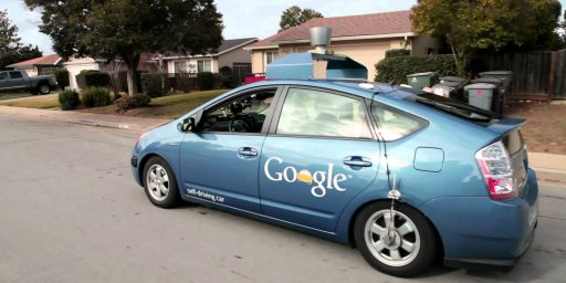 Will Autonomous Vehicles Lead To A Ban On Human-Operated Cars And Trucks?