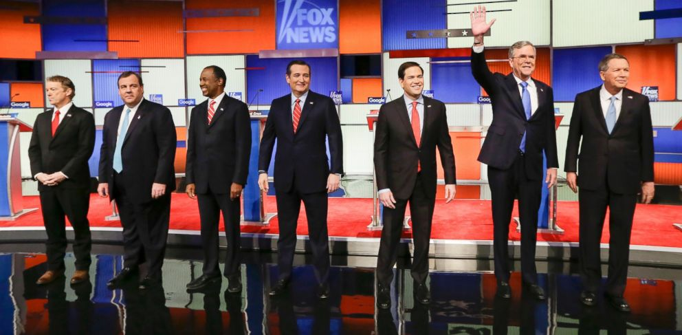 Seventh Republican Debate
