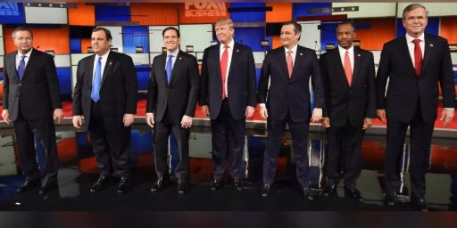 The Stage For The First Post-Iowa Republican Debate Will Be A Lot Smaller