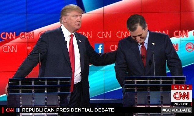 Trump Cruz Debate