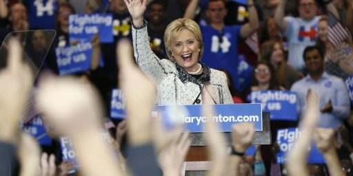 Hillary Clinton Trounces Sanders In South Carolina