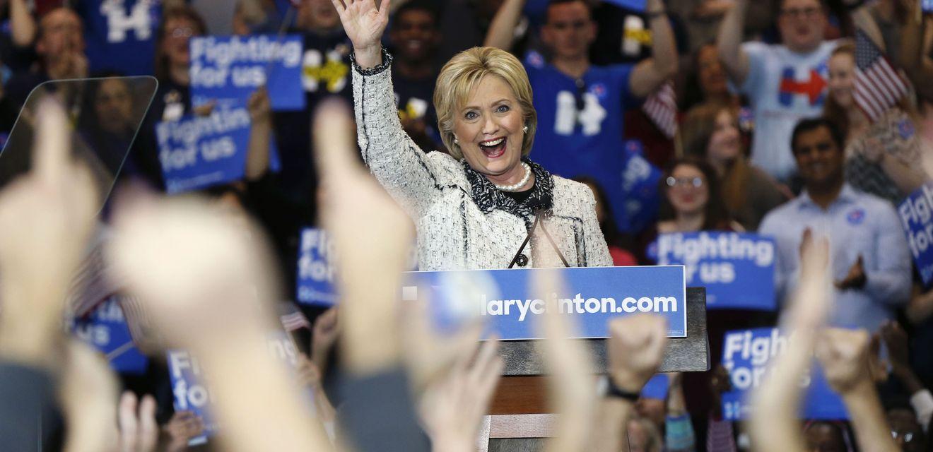 Clinton Victory South Carolina