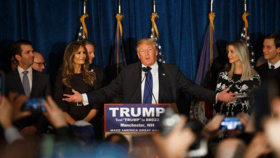 Donald Trump Victory
