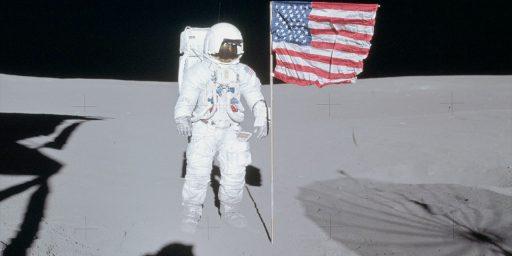 Edgar Mitchell, Sixth Man On The Moon, Dies At 85