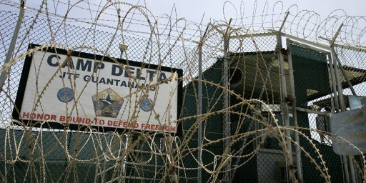 President Obama Submits Quixotic Plan To Close Guantanamo Bay Prison