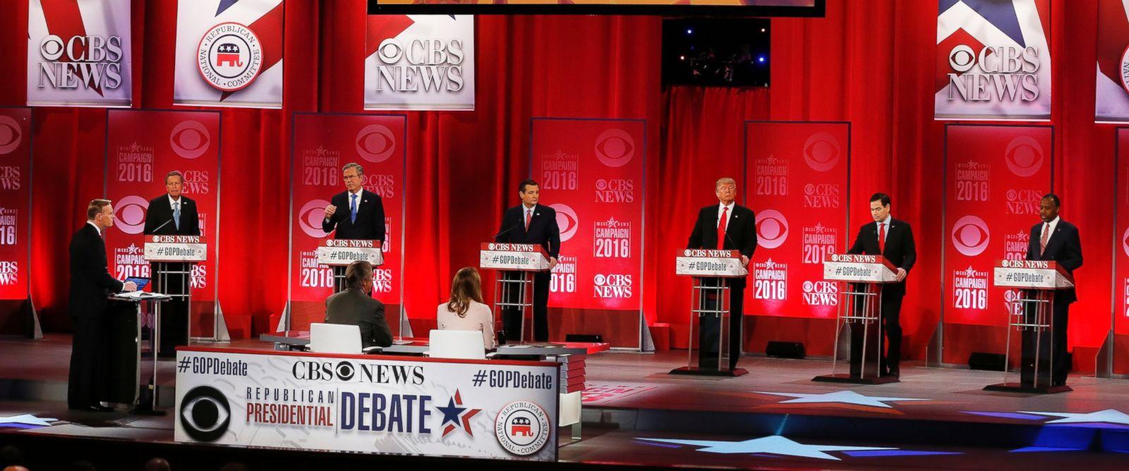 Ninth Republican Debate