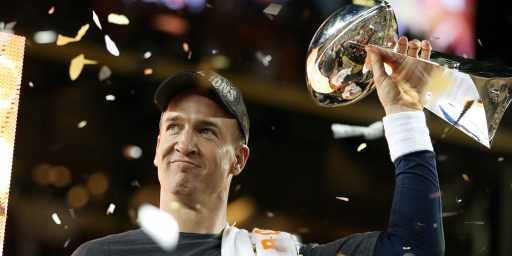 Peyton Manning To Announce Retirement, Reports Say