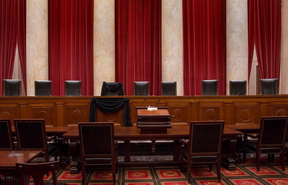 Scalia Seat SCOTUS